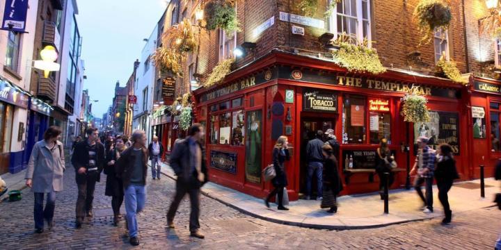 Tourism In Dublin
